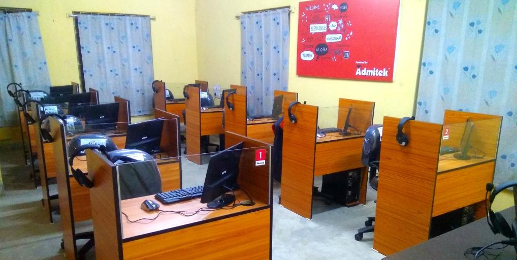 Admitek Speech Digital Language Lab